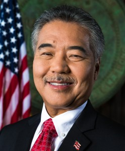 Governor David Y. Ige