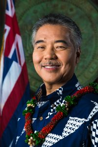 Weekly Rotary Meeting- Governor David Ige @ Prince Waikiki-100 Sails Restaurant, Naio Room, 3rd floor