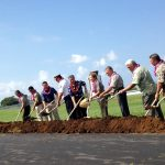 Groundbreaking ceremony at new Hilo AARF Station