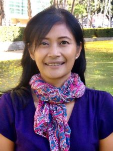 Executive director of the office of language access, Helena Manzano