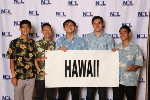 LifeSmarts Iolani Team