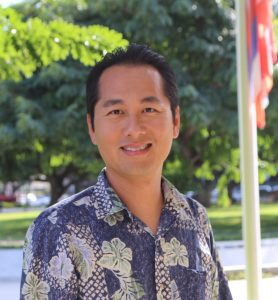 Vincent Hoang, State Chief Information Security Officer