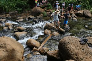 DLNR works to provide safe access to state parks.