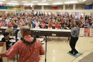 KAUA`I CONNECTION: Gov. Ige fields questions April 6 from hundreds of residents.