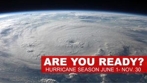 HI-EMA recommends taking steps now to prepare for the islands' hurricane season.
