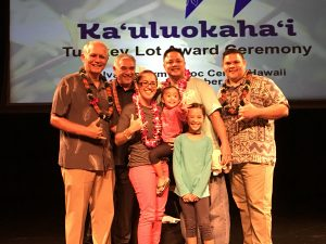 DHHL welcomed 160 new homeowners to a turn-key home selection ceremony at Ka'uluokaha'i subdivision in Kapolei.
