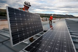 New solar projects are planned statewide.