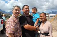 FIRST YEAR REPORT TO THE PEOPLE OF HAWAI'I