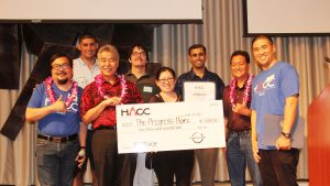 Expanding citizen access: This winning community team at the HACC developed a more user-friendly way to access the Office of Hawaiian Affairs grants -- one of several solutions to improve government services.