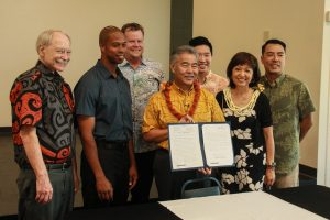 The Hawai'i Promse bill provides greater college access.