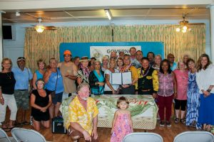 Lahaina, Maui residents celebrate a new law to produce and preserve more affordable rentals on the Valley Isle.