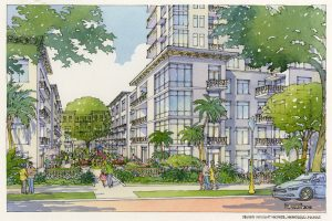 Another view of the proposed Mayor Wright design.