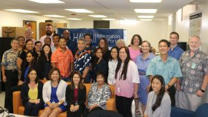 """The Hawai'i Pay Team worked together to transform the state's antiquated payroll system into a """"best practice,"""" computer-based operation."""