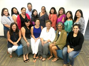 """The 'Ohana Nui """"engineers"""" are staff members from DHS and DOH leading the way to transform how services are provided to children and families."""