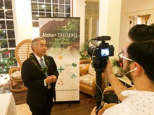 Hawai'i has made progress on Aloha+ Challenge sustainability.