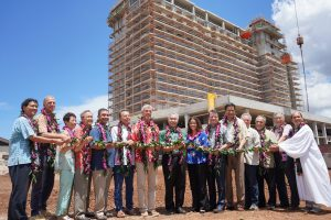 Kulana Hale in Kapolei will include affordable rentals for families and seniors.