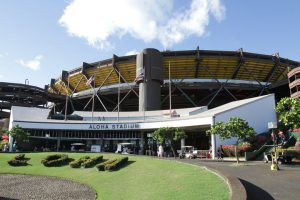 The New Aloha Stadium Entertainment District (NASED) project will replace the current aging stadium.