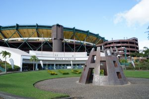 A redevelopment plan for Aloha Stadium is a high priority for the state.