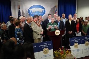 State leaders and community advocates are joining forces to reduce costs for families.