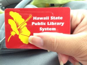 Many of the Hawai'i State Library system's resources are still available through its website.