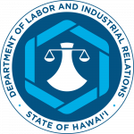 Official logo of the State of Hawaiʻi Department of Labor and Industrial Relations.