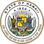 Great Seal of the State of Hawaiʻi