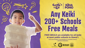 """The popular """"Grab and Go"""" free meal program has been extended through June 2021 for the state's public schools."""