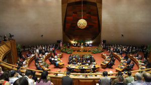 Governor Ige and the Legislature face some tough budget and policy decisions.