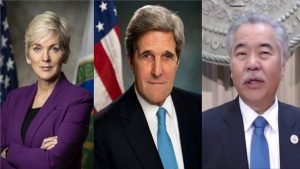 Governor Ige joined special envoy John Kerry, energy secretary Jennifer Granholm and other global leaders for U.S. Climate Action Week.