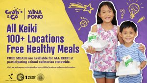 Mrs. Ige has made addressing childhood hunger one of her top priorities.