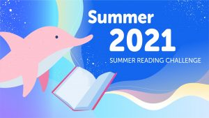 The Summer Reading Challenge runs June 1 – July 31 with prizes for participants of all ages.
