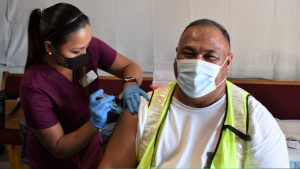 Two-thirds of Hawai'i's people are already vaccinated.