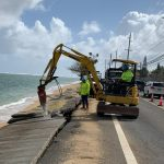 Highway repair is included among capital improvement projects statewide.